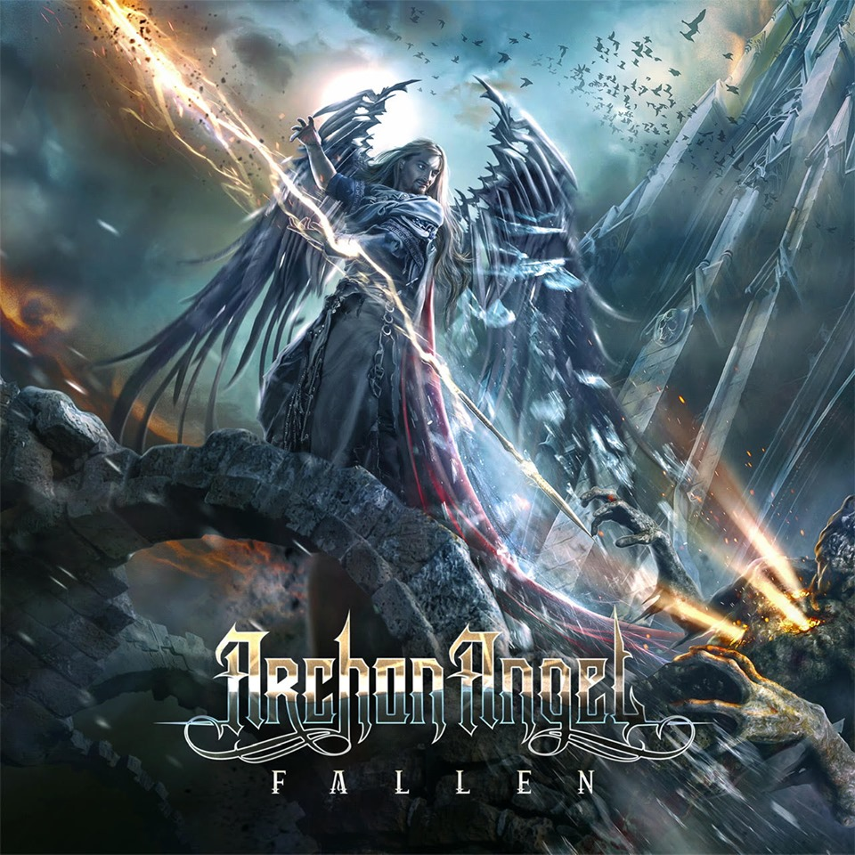 Archon Angel - Fallen - Album Cover