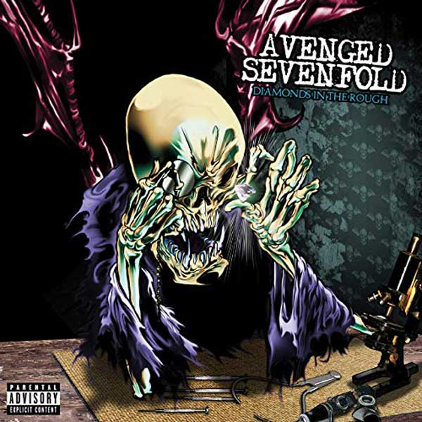 Avenged Sevenfold - Diamonds In The Rough - Album Cover