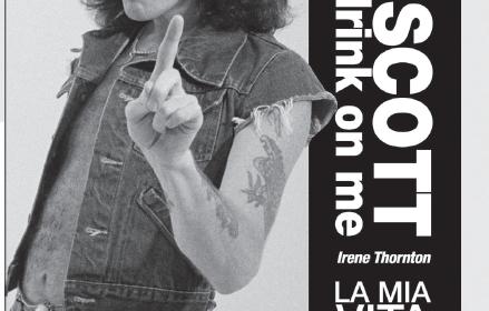 Bon Scott Have A Drink On Me La Mia Vita Con Il Cantante Degli AC/DC - Book Cover