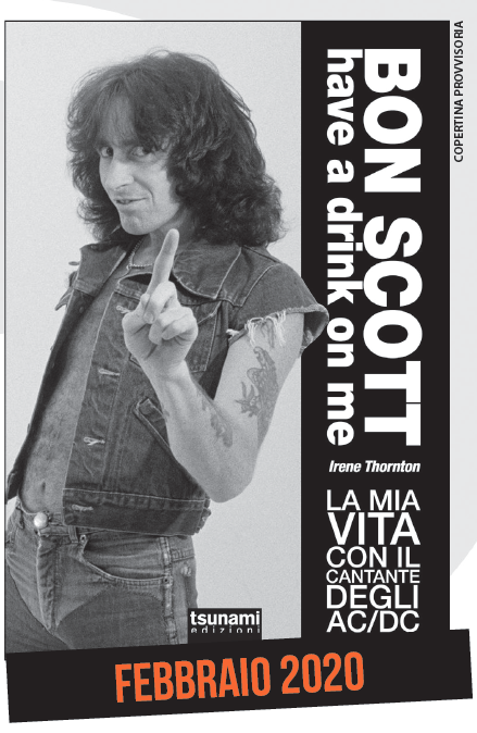Bon Scott Have A Drink On Me La Mia Vita Con Il Cantante Degli AC/DC - Book Cover