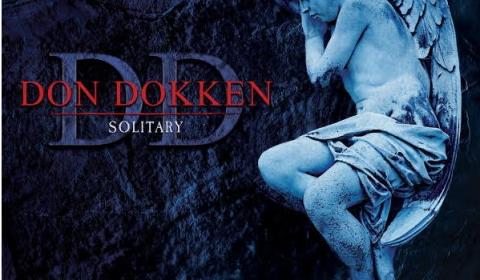 Don Dokken - Solitary - Album Cover