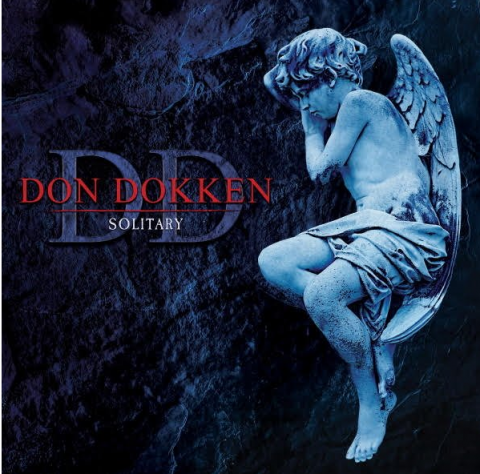 Don Dokken - Solitary - Album Cover