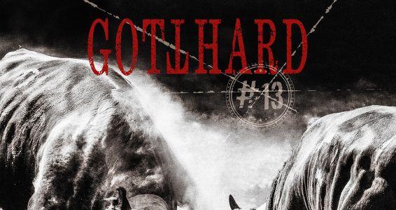 Gotthard - #13 - Album Cover