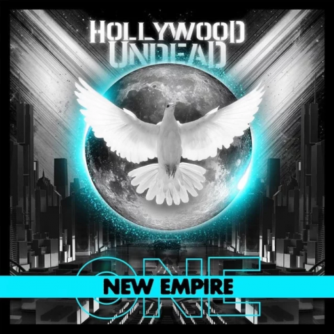 Hollywood Undead - New Empire Vol 1 - Album Cover
