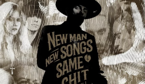Me And That Man - New Man New Songs Same Shit Vol 1 - Album Cover