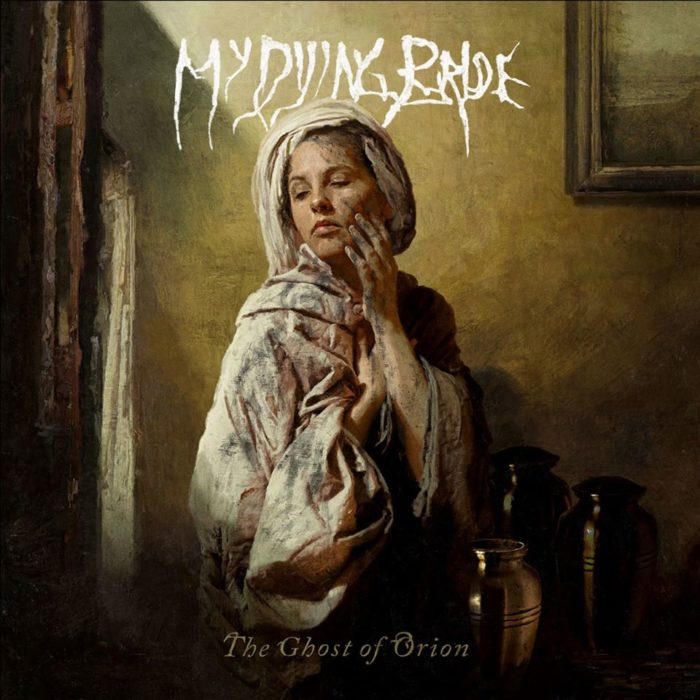 My Dying Bride - The Ghost Of Orion - Album Cover