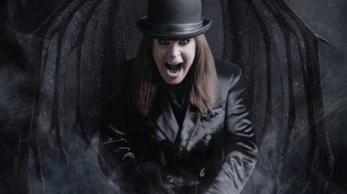 Ozzy Osbourne - Ordinary Man - Album Cover