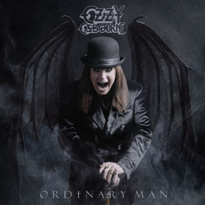 Ozzy Osbourne - Ordinary Man - Album Cover