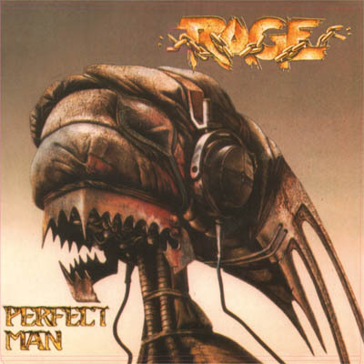 Rage - Perfect Man - Album Cover