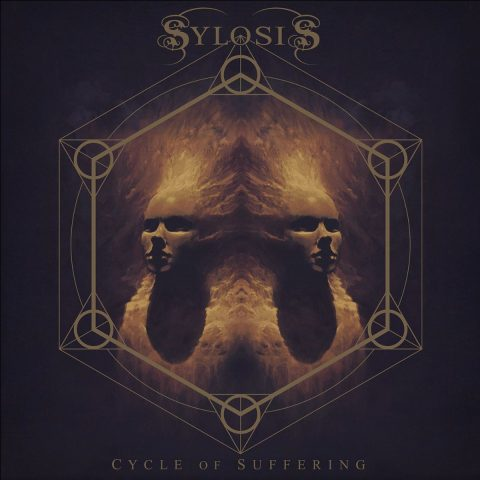Sylosis - Cycle Of Suffering - Album Cover