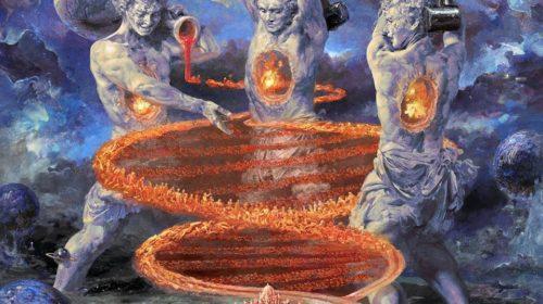 Testament - Titans Of Creation - Album Cover