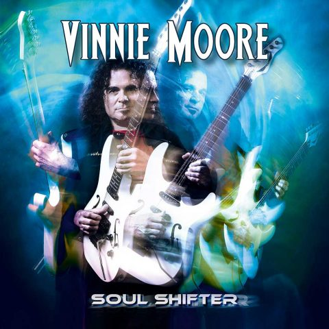 Vinnie Moore - Soul Shifter - Album Cover