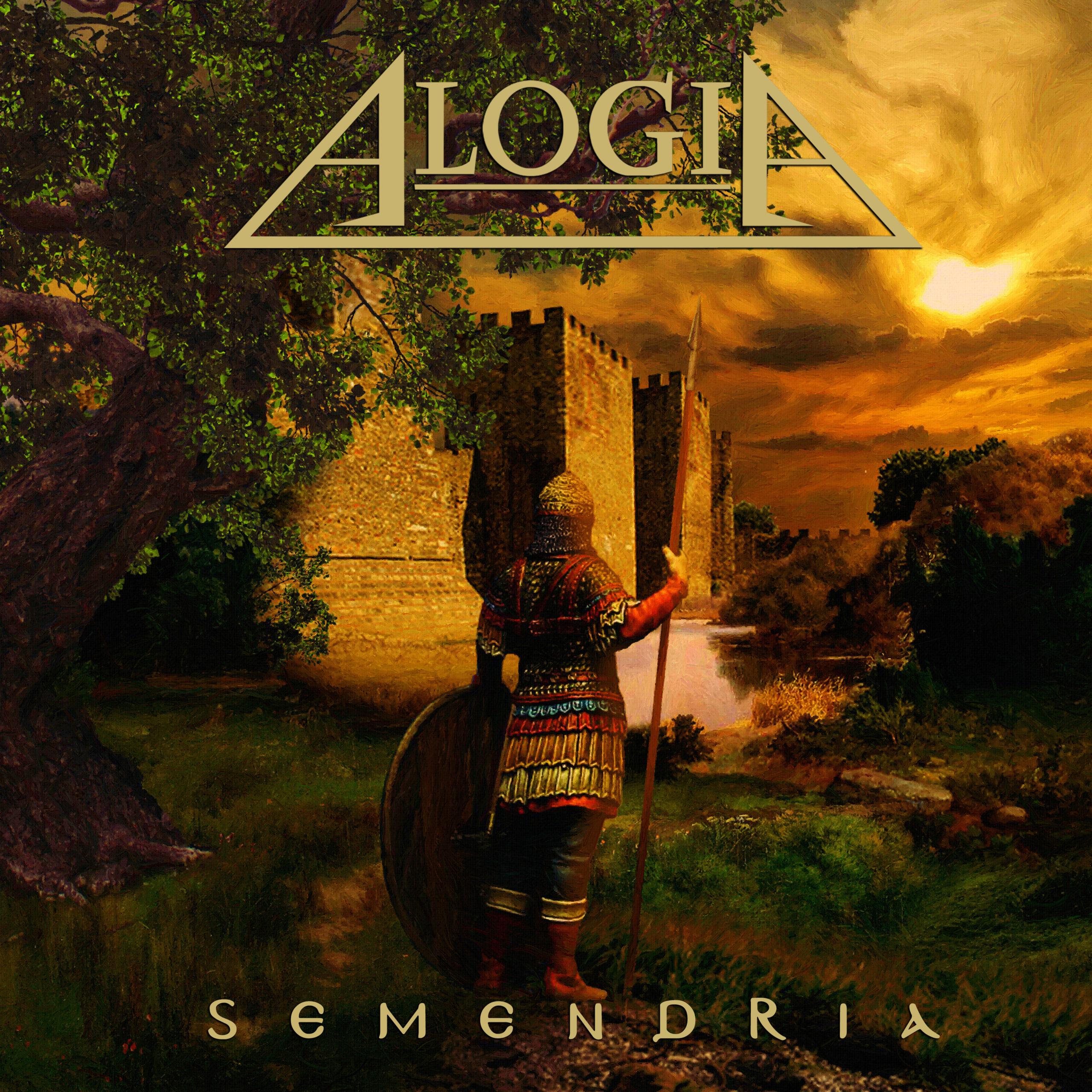 Alogia - Semendria - Album Cover