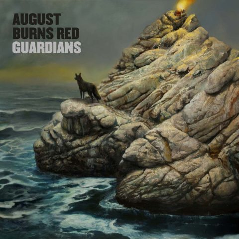 August Burns Red - Guardians - Album Cover