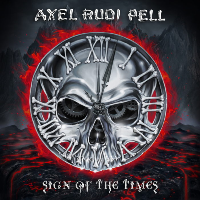 Axel Rudi Pell - Sign Of The Times - Album Cover