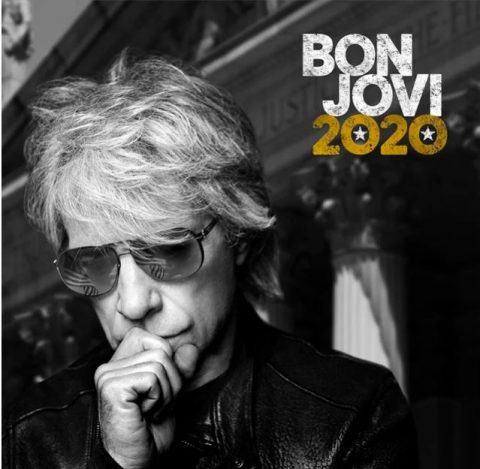 Bon Jovi - 2020 - Album Cover