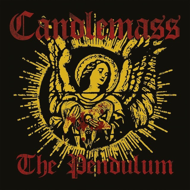 Candlemass - The Pendulum- EP Cover