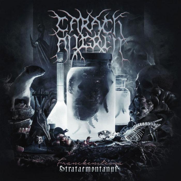 Carach Angren - Franckensteina Strataemontanus - Album Cover