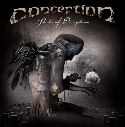 Conception - State Of Deception - Album Cover