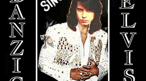 Danzig Sings Elvis - Album Cover