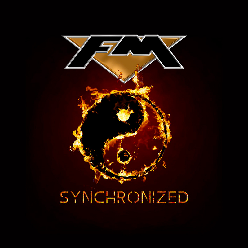 FM - Synchronized - Album Cover