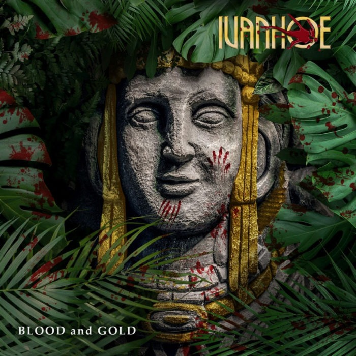 Ivanhoe - Blood And Gold - Album Cover