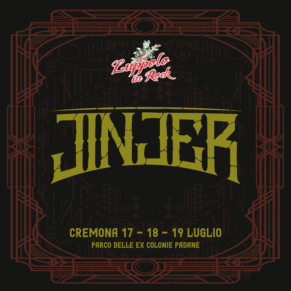 Jinjer - Luppolo In Rock Festival 2020 - Promo