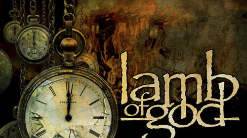 Lamb Of God - Lamb Of God - Album Cover
