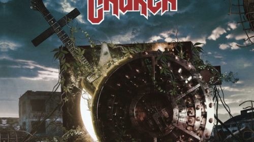 Metal Church - From The Vault - Album Cover