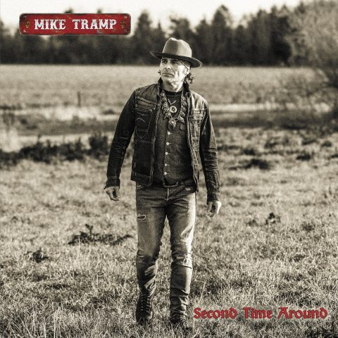 Mike Tramp - Second Time Around - Album Cover