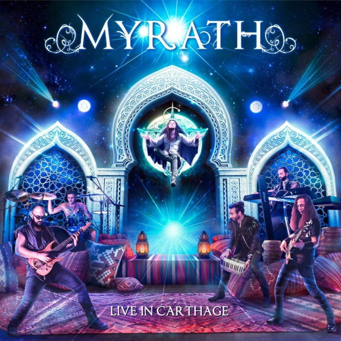 Myrath - Live In Carthage - Album Cover
