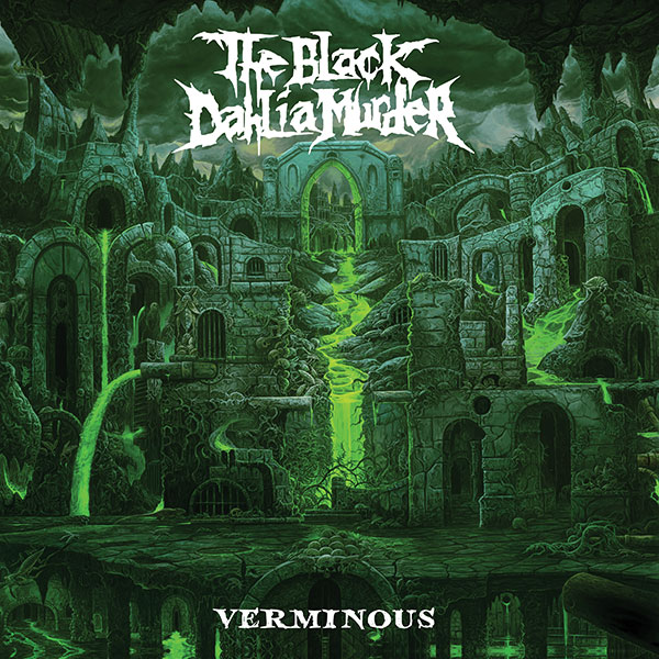 The Black Dahlia Murder - Verminous - Album Cover