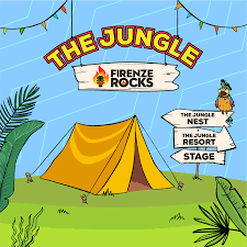 The Jungle - Firenze Rocks Festival 2020