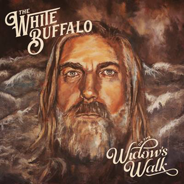 The White Buffalo - On The Widows Walk - Album Cover