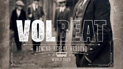Volbeat - Rock In Roma - Rewind Replay Rebound - World Tour 2020 - Promo