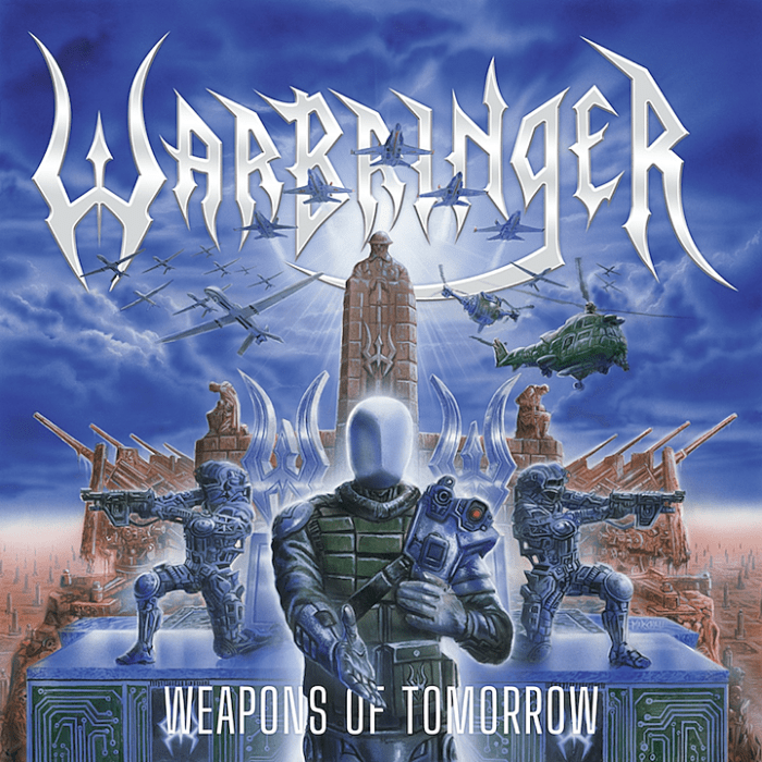 Warbringer - Weapons Of Tomorrow - Album Cover