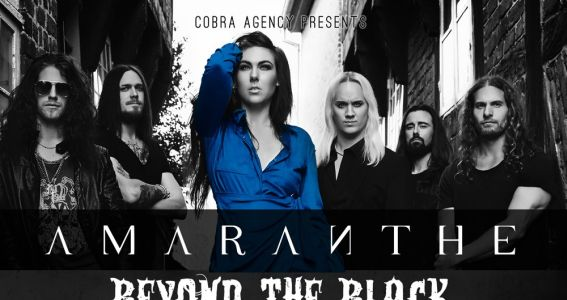 Amaranthe - Beyond The Black - Live 2020 - Promo