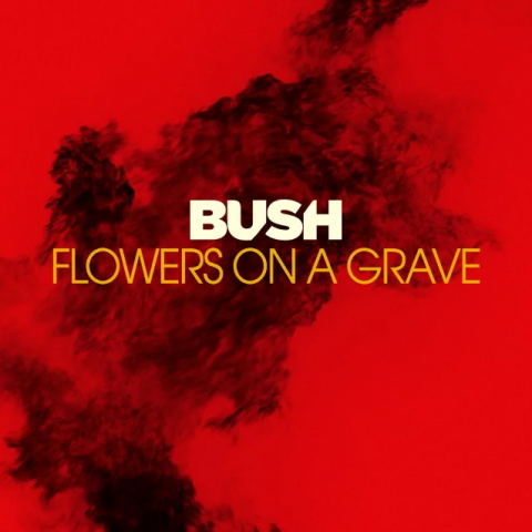 Bush - Flowers On A Grave - Album Cover