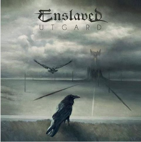 Enslaved - Utgard - Album Cover