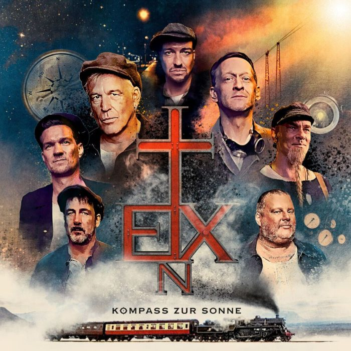 In Extremo - Kompass Zur Sonne - Album Cover
