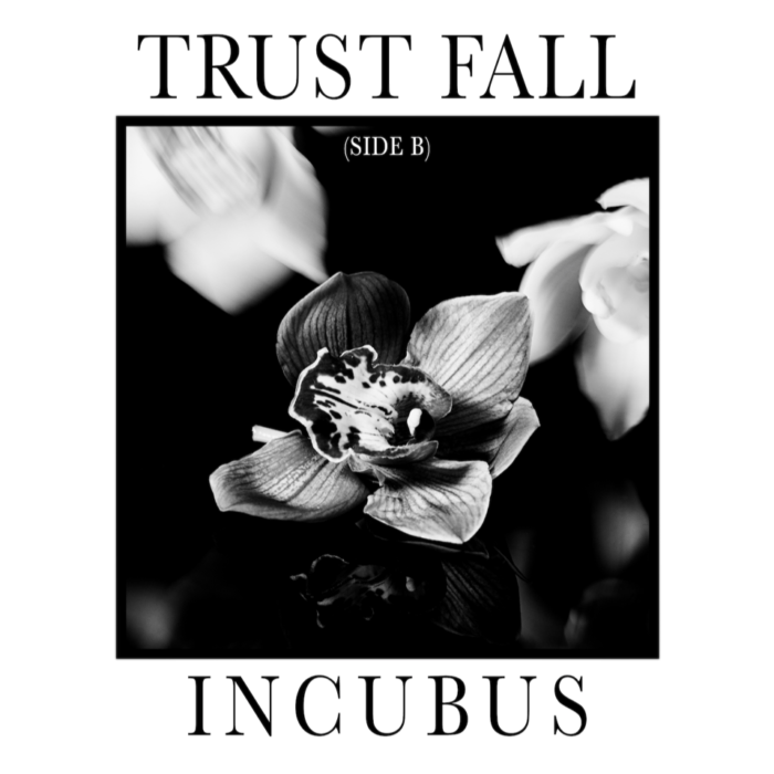 Incubus - Trust Fall Side B - EP Cover