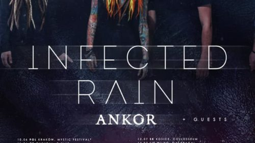 Infected Rain - Ankor - Summer European Tour 2020 - Promo