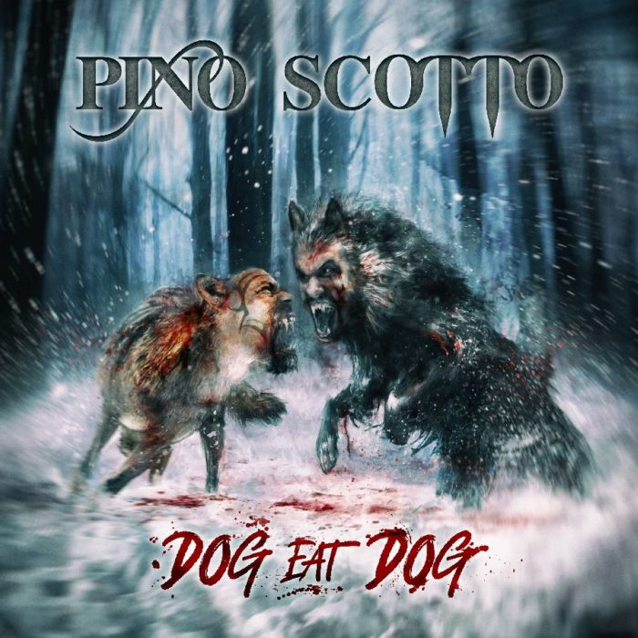 Pino Scotto - Dog Eat Dog - Album Cover