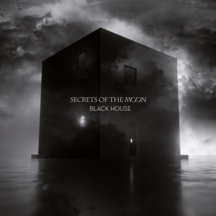 Secrets Of The Moon - Black House - Album Cover