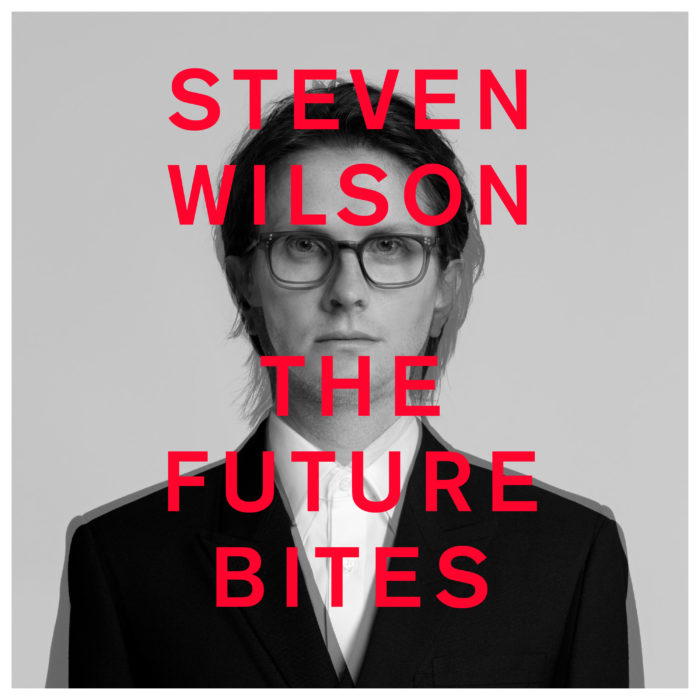 Steven Wilson - The Future Bites - Album Cover