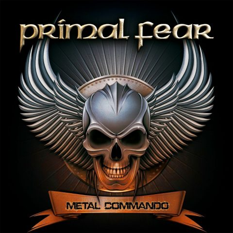 Primal Fear - Metal Commando - Album Cover