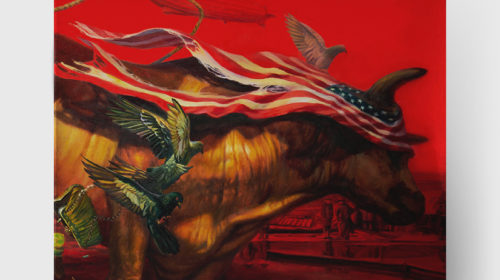 Protest The Hero - Palimpsest - Album Cover
