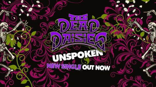 The Dead Daisies - Unspoken - New Single