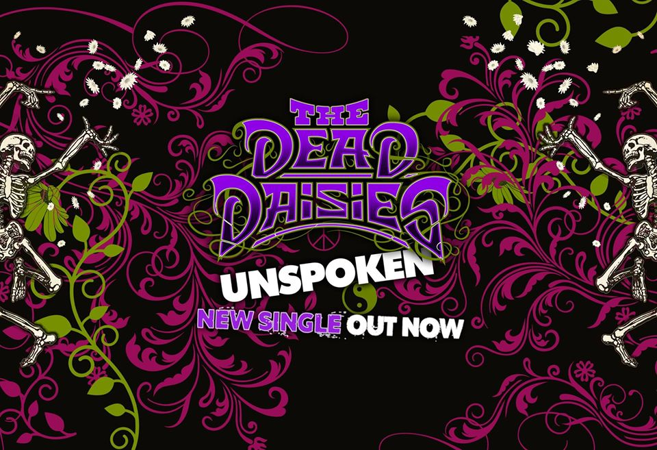 The Dead Daisies - Unspoken - New Single