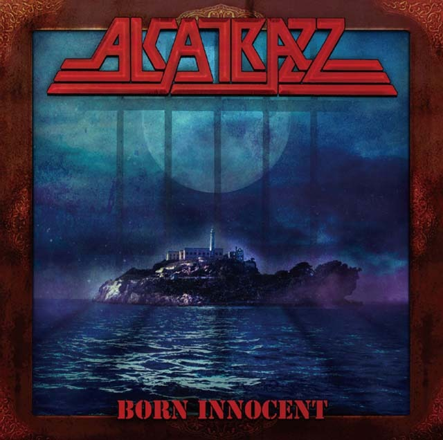 Alcatrazz - Born Innocent - Album Cover